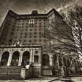 Haunted Baker Hotel by Jonathan Davison