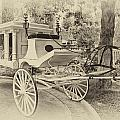 Haunted Mansion Hearse New Orleans Disneyland Heirloom by Thomas Woolworth