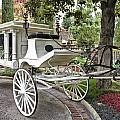 Haunted Mansion Hearse New Orleans Disneyland by Thomas Woolworth