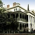 Haunted Mansion New Orleans Disneyland by Thomas Woolworth