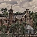 Haunted Mansion by Nicholas Evans
