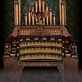 Haunted Pipe Organ by Bill Jonas