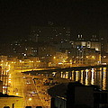 Havana At Night by Marc Levine