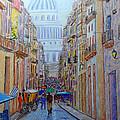 Havana Cuba by Rae  Smith PSC