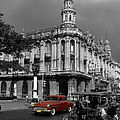 Havana Red by James Brunker