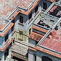 Havana Rooftop by Rob Huntley