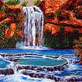Havasu Falls Cheryln1955@gmail.com by Cheryl Newbanks