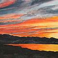 Havasu Sunset by Jennifer Hillman