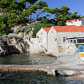 Haven In Dubrovnik by Artur Bogacki