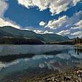 Haviland Lake by Jeffrey Kolker