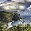 Hawaii Coastline Kauai  by Douglas Barnard