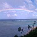 Hawaii Rainbow by Kevin Brown