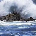 Hawaii Waves V3 by Douglas Barnard