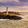 Hawaiian Lighthouse by John Johnson