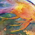 Hawaiian Longfish by Deborah Pence