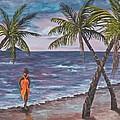 Hawaiian Maiden by Darice Machel McGuire