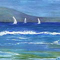 Hawaiian Sail by Jamie Frier