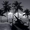 Hawaiian Sailing Canoe Maui Hawaii by Sharon Mau