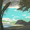 Hawaiian Sunset by Frank Hunter