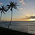 Hawaiian Sunset by Joann Copeland-Paul