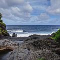 Hawaiian Surf by John Johnson