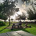Hawaiian Landscape 9 by D Preble