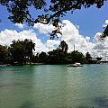 Hawaiian Landscape 2 by D Preble
