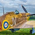 Hawker Hurricane 7d08c by Guy Whiteley