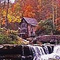 Babcock State Park by Katherine Williams