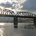 Hawthorne Bridge Portland 002 by Mark Simpson