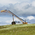 Hay Bale Loader by Doug Holck