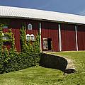 Hay Barn by Guy Shultz
