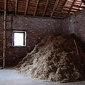 Hay Mound by Susan Patrie