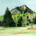 Haystack Mountain Castle Hill Me by Judith Rice