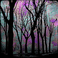 Hazy Purple by Gothicrow Images