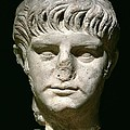 Head Of Nero by Anonymous