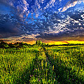 Heading Out To Somewhere by Phil Koch