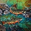 Heading Upstream by Sue Duda