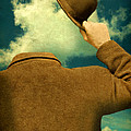 Headless Man With Bowler Hat by Jill Battaglia