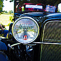 Headlight Of The Past 2 by Nick Kirby