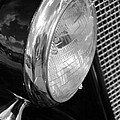 headlight205 BW by Carolyn Stagger Cokley