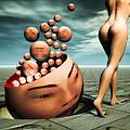 Heads by Bob Orsillo