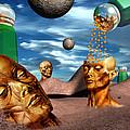 Heads by Renee Doehrel Rhodehamel
