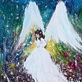 Healing Angel 2 by Kume Bryant