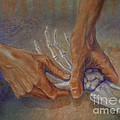 Healing Hands by Carol McIntyre