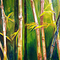 Hear The Bamboo by Bianca Romani
