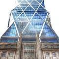Hearst Tower - Manhattan - New York City by Marianna Mills