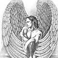 Heart Angel by Dawn Rosendahl