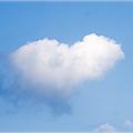 Heart Cloud by Shirley Tinkham