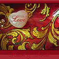 Heart Full Of Love by Brooks Garten Hauschild
